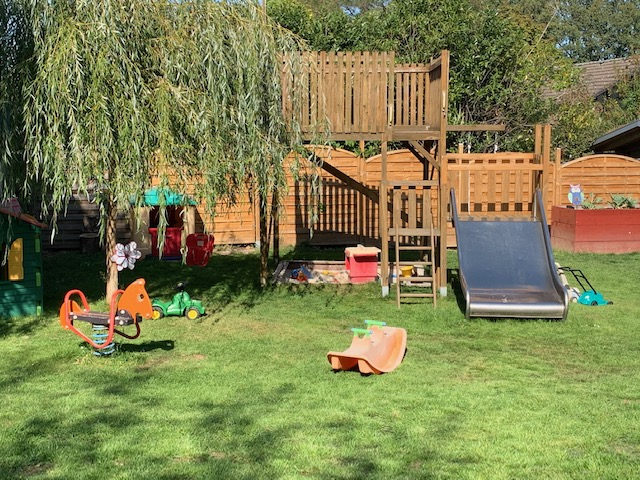 Garten - Ansicht 2